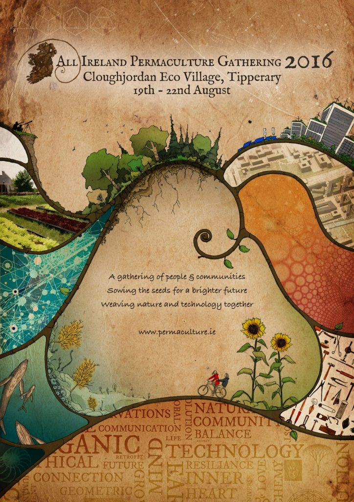 All Ireland Permaculture Gathering, 19th – 22nd August