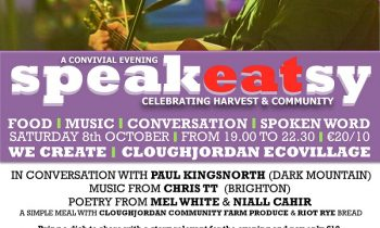 SpeakEATsy 8th October 2016 – Celebrating Harvest and Community