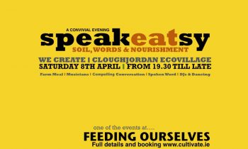 Speakeatsy and Feeding Ourselves gathering – 8th April 2017