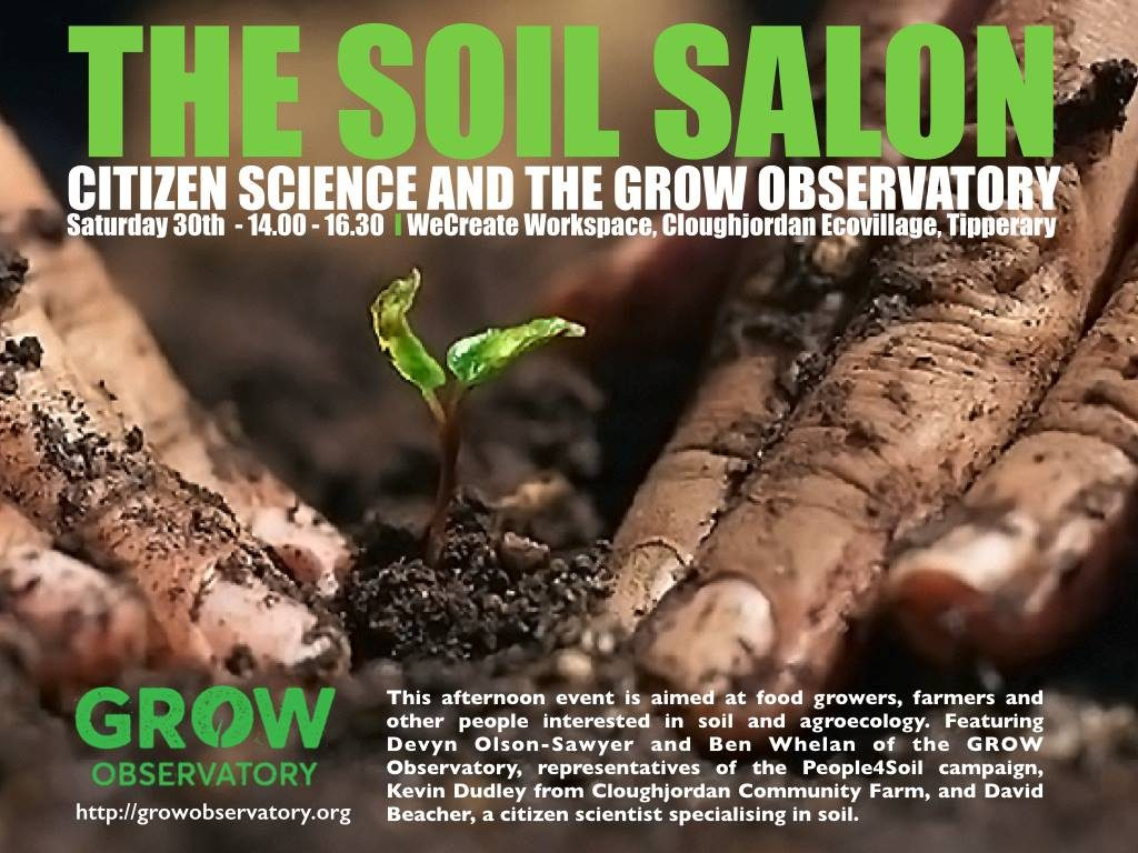 The Soil Salon – Convergence Event, 30 September 2017