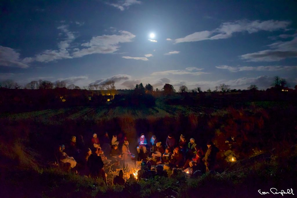 Dark Skies Event in the Ecovillage, 4th Nov 2017