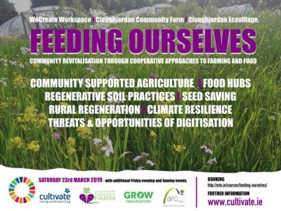 Feeding Ourselves 2019 conference – 23rd March 2009